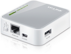 TP-Link'ten TL-MR3020 3G USB Cep Router