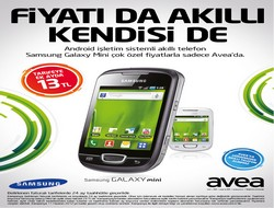 Samsung Galaxy Mini Aveada