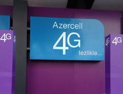 Azercell 4G ile Azerbaycan'a Mobil Internet