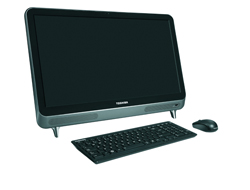 Toshiba'dan Full HD All-In-One Masaüstü PC