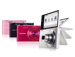 Samsung'dan Smart Camera MV900F